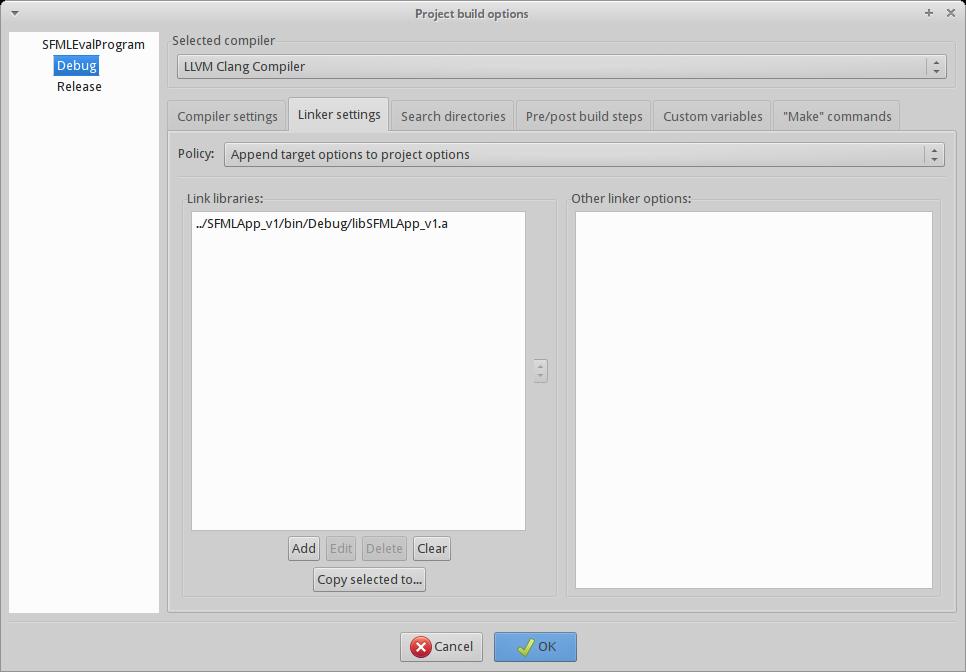 pic012 - SFML Framework - 2014-08-27 - Code Project Organization