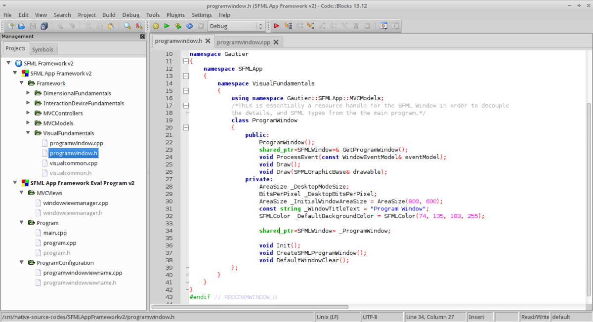 pic001 - SFML App Framework v2 - Eval Program - 2014-09-04