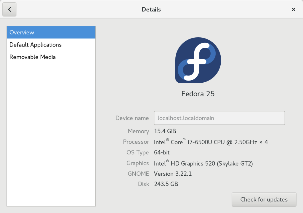 gautierfedora25upgrade20161125